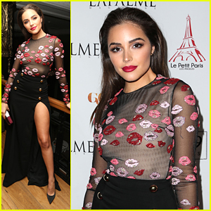 Olivia Culpo Celebrates Her LaPalme Magazine Cover in LA