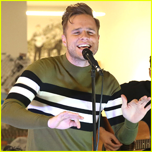 Olly Murs Opens Up About Struggles of Getting #1 Song in the UK