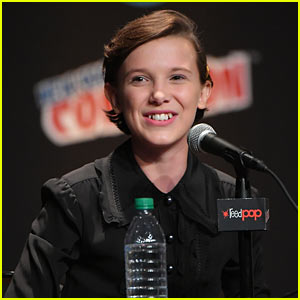 Millie Bobby Brown Shares Her Thoughts on Love Triangles & Eggo Waffles
