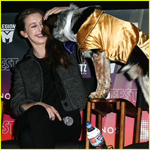 Taissa Farmiga & Her Canine Co-Star Premiere New Film at BeyondFest 2016