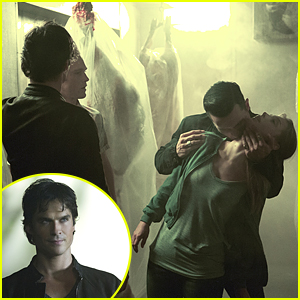Ian Somerhalder & Paul Wesley Preview Tonight's 'Vampire Diaries' Season 8 Premiere