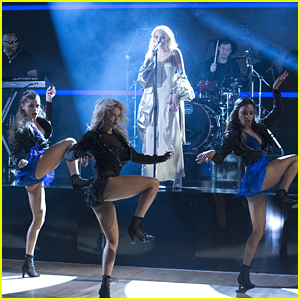 Zara Larsson Performs 'Ain't My Fault' on 'DWTS' Results Show - Watch Now!