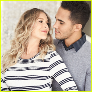 Alexa & Carlos PenaVega Are Glowing Parents-To-Be in 'Fit Pregnancy' Mag