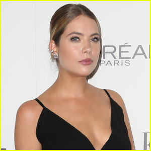 Ashley Benson Dishes On Her Holiday Plans! (Exclusive)