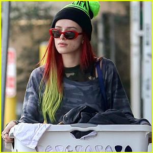 Bella Thorne Gives Shout Out to 2016: 'I Finally Realized I Need To Be Myself'
