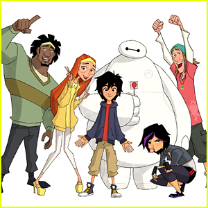 meet the gang big hero 6 cast