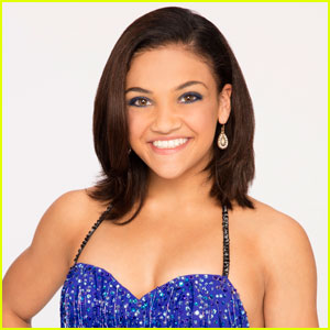 Laurie Hernandez Is Joining the DWTS Tour!