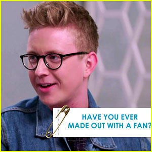 Has Tyler Oakley Ever Made Out with a Fan?
