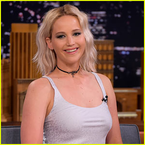 Jennifer Lawrence on Donald Trump's Victory: 'Don't Be Afraid, Be Loud!'