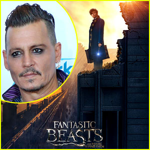 'Fantastic Beasts' Sequel Adds Johnny Depp to Cast!