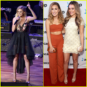 Kelsea Ballerini Joins Maddie & Tae at ASCAP Country Music Awards in Nashville