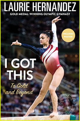 Gymnast Laurie Hernandez Has Even More In Common With Simone Biles & Nastia Liukin Now