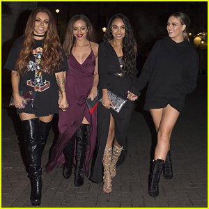 Jesy Nelson Leans On Little Mix Girls After Unfollowing Jake Roche on Social Media