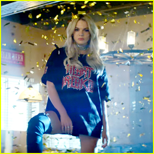 British Singer Louisa Johnson Fights With Her Bad Side In 'So Good' Music Video