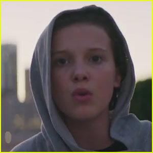 Watch Stranger Things' Millie Bobby Brown Get Emotional in Sigma's 'Find Me' Music Video!