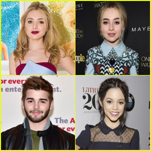 #GivingTuesday: Peyton List, Sabrina Carpenter, & More Young Stars Encourage Giving Back