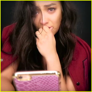 Shay Mitchell Says Goodbye To 'Pretty Little Liars' With Emotional Video