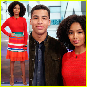 Prince Once Rented Out Entire Theater To Screen Yara Shahidi's Movie!