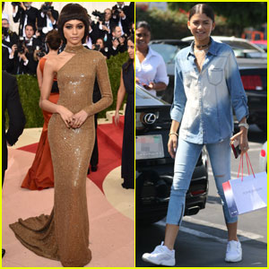 5 Times Fashionista Zendaya Made Us Feel Normal