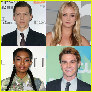 These Are JJJ's 17 Actors to Watch in 2017!