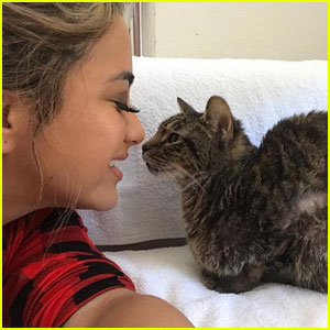 Fifth Harmony's Ally Brooke Mourns The Loss Of Her Cat Bobbi
