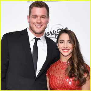 Aly Raisman & Colton Underwood Are Officially a Couple After He Asked Her Out on Twitter!