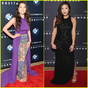 'Moana' Star Auli'i Cravalho Shines at Koream's Unforgettable Gala