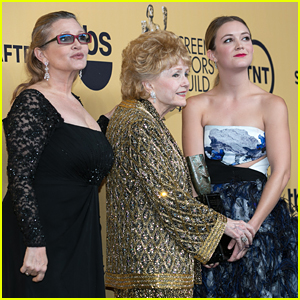 Young Hollywood Sends Prayers To Billie Lourd After Grandmother Debbie Reynolds Dies A Day After Her Mother Carrie Fisher