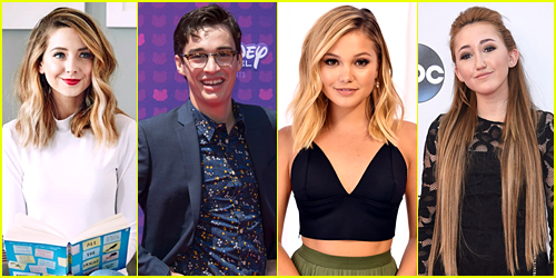 Olivia Holt, Zoella, Keke Palmer & More Reflect On 2016, Welcome 2017 on Social Media