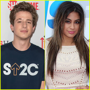 VIDEO: Charlie Puth & Ally Brooke Duet On 'Merry Christmas, Darling'!
