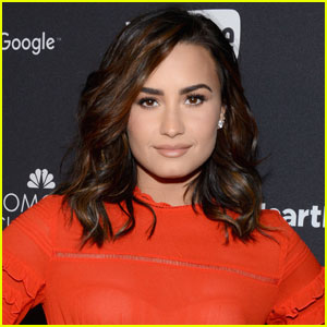 Demi Lovato Reacts to Her First-Ever Grammy Nomination!