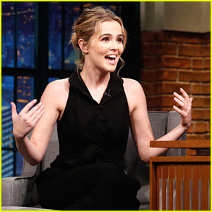 VIDEO: Zoey Deutch Shaved Her Armpits in Front of This Major Celeb!