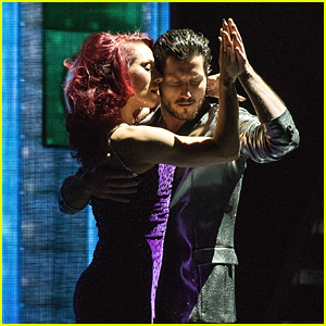 Sharna Burgess, Val Chmerkovskiy & Laurie Hernandez Wrap Up Last 'DWTS' Tour Stop Before Christmas Break