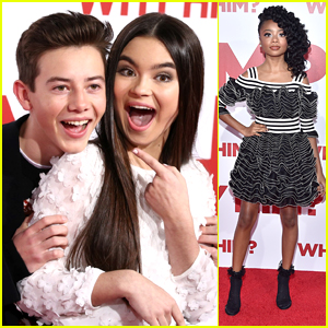 Griffin Gluck Tries To Photobomb Landry Bender & The Pics Are As Cute as Can Be!