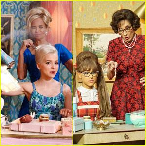 VIDEO: Dove Cameron, Ariana Grande, & Maddie Baillio Sing 'Mama I'm a Big Girl Now' for 'Hairspray Live!'