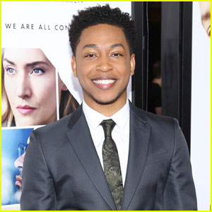 Jacob Latimore Premieres His Movie 'Collateral Beauty' in NYC With Will Smith