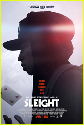 Jacob Latimore's New Movie 'Sleight' is The Only Movie We Want to See in 2017