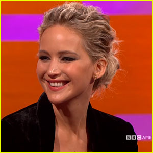 Jennifer Lawrence Has Learned Her Lesson: No Butt Scratching on Rocks!