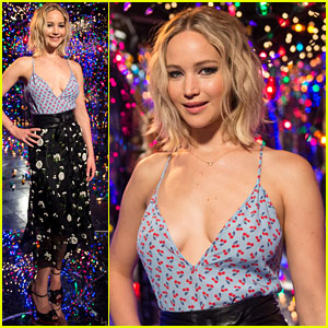 Jennifer Lawrence Has Apologized About Her Butt Scratching Story
