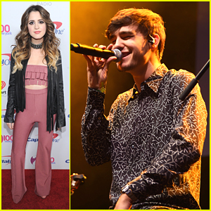 Laura Marano Returns To Z100's Jingle Ball 2016 with Sabrina Carpenter