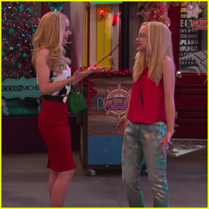 Liv & Maddie Celebrate Their First Green Christmas Together!