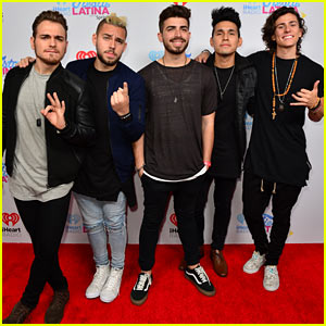 EXCLUSIVE: Meet Your New Favorite Boy Band - Los 5!