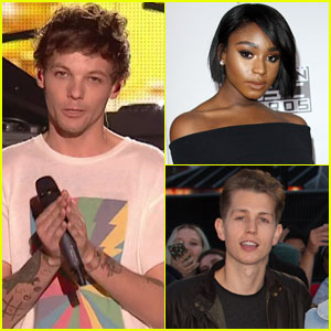 Normani Kordei, James McVey & More Celebs Send Love to Louis Tomlinson
