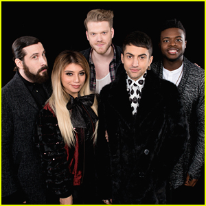 VIDEO: Pentatonix Turn Into Legos For 'Up On The HouseTop' Vid!