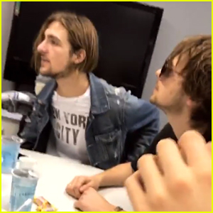 Did R5's Rocky Lynch Cut His Hair?!