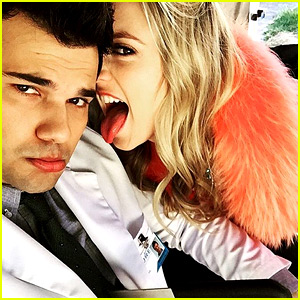 Billie Lourd Has Taylor Lautner as Her Rock During This Difficult Time