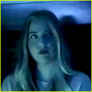 VIDEO: Veronica Dunne Offers First Look at New Movie 'The Ninth Passenger'