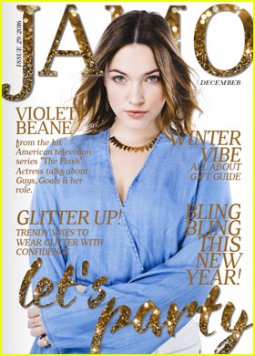 'The Flash' Actress Violett Beane Wants To Be Part of the Body Positivity Movement