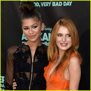 Bella Thorne Tweets Zendaya & We Got The 'Shake It Up' Feels