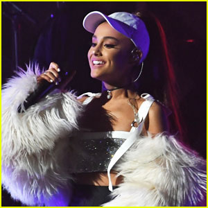 Ariana Grande Reveals That She's Now a Video Game Character!